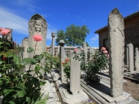 Istanbul - cimetière de la mosquée de Souleymane