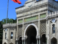 Istanbul - Entrée de l\'Université